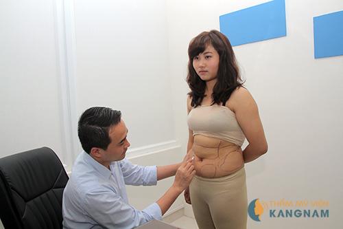Bí quyết giảm mỡ bụng nhanh chóng không cần ăn kiêng tập luyện 2