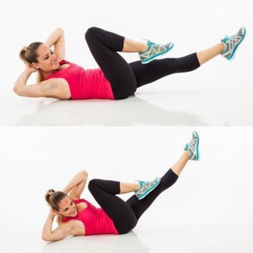 Bài tập giảm mỡ bụng dưới hiệu quả nhất không thể bỏ qua7