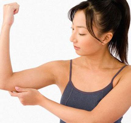 Bật mí cách giảm béo bắp tay hiệu quả bất ngờ 1