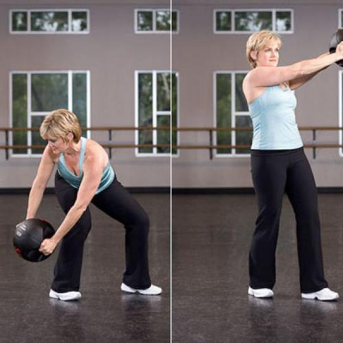 Các bài tập làm giảm mỡ bụng nhanh chóng và hiệu quả nhất 3