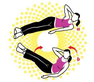 Tổng hợp những bài tập giảm mỡ bụng hiệu quả nhất 3