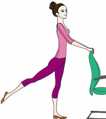 Bài tập thể dục làm giảm mỡ bụng nhanh chóng 3