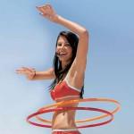 Lắc vòng giảm mỡ bụng đúng cách không sợ to chân, không tăng vòng 3