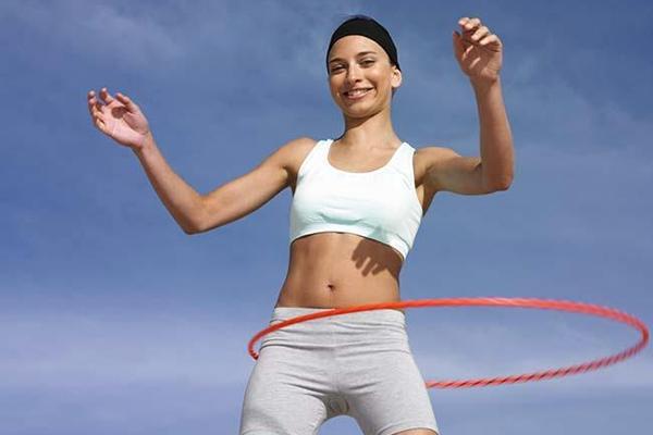 Cách lắc vòng giúp giảm béo cực nhanh cho chị em 3