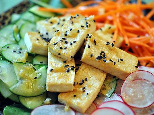 Mách bạn 3 món ăn giảm béo dễ làm từ đậu phụ 4