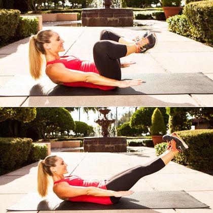Những bài tập giảm mỡ bụng hiệu quả tức thì 4
