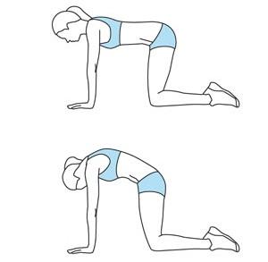Những bài tập thể dục giảm béo bụng mỡ nhanh nhất 1