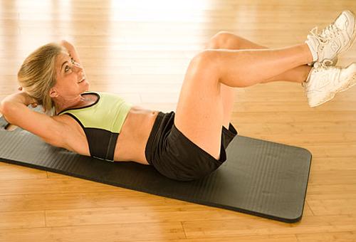 Tập gì để giảm mỡ bụng nhanh? 2