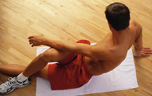 5 phút tập giảm mỡ bụng hiệu quả cho nam giới2