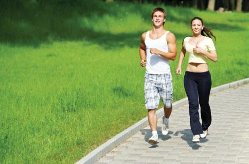 phương pháp chạy bộ giảm mỡ bụng