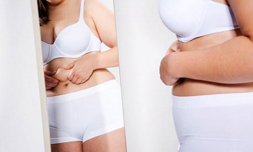 Chia sẻ bí quyết giảm cân sau sinh của tôi 1