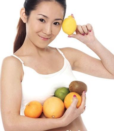 Eo thon tự tin nhờ giảm cân bằng trái chanh