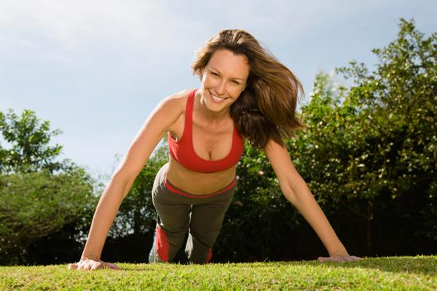 """Những """"nguyên tắc vàng"""" cho bài tập thể dục giảm cân đạt hiệu quả 1"""