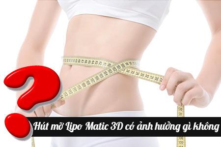 Giảm mỡ bụng bằng Lipo Matic 3D có để lại di chứng gì không 1