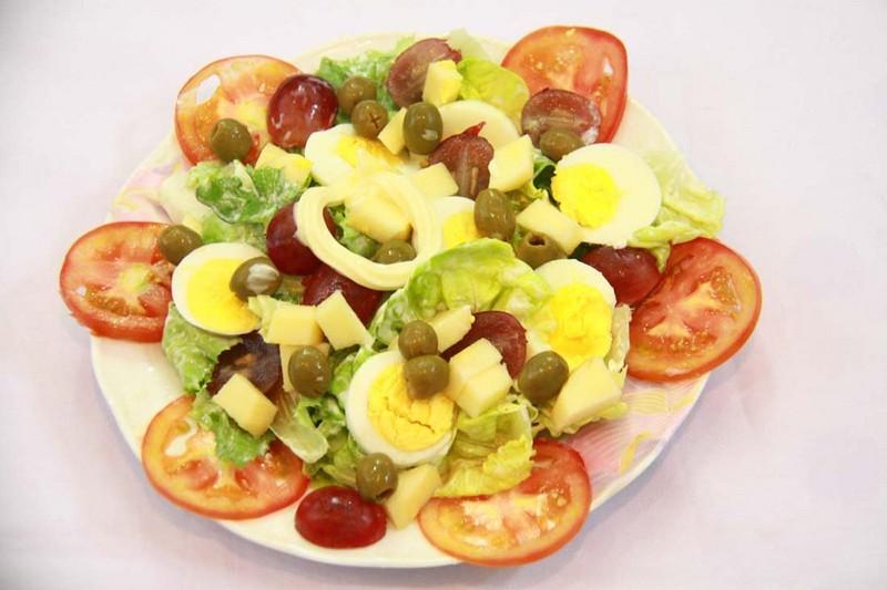 cách giảm cân bằng trứng gà luộc