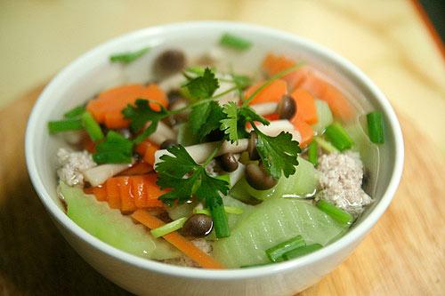 4 thực phẩm mùa đông có thể giúp mẹ giảm cân sau sinh 3
