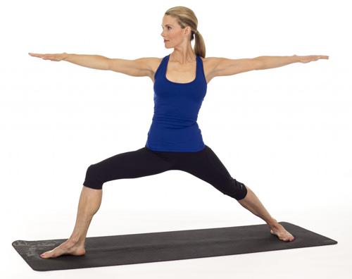 Lấy lại dáng ngọc với 3 bài tập yoga dễ thực hiện 2