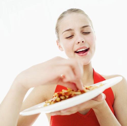 Gợi ý cách ăn giảm mỡ bụng nhanh nhất không cần tập luyện 3