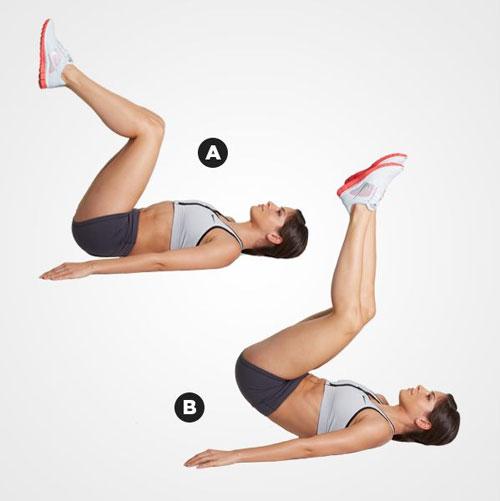 Tự tin thả dáng nuột với 3 bài tập thể dục giảm mỡ bụng 1