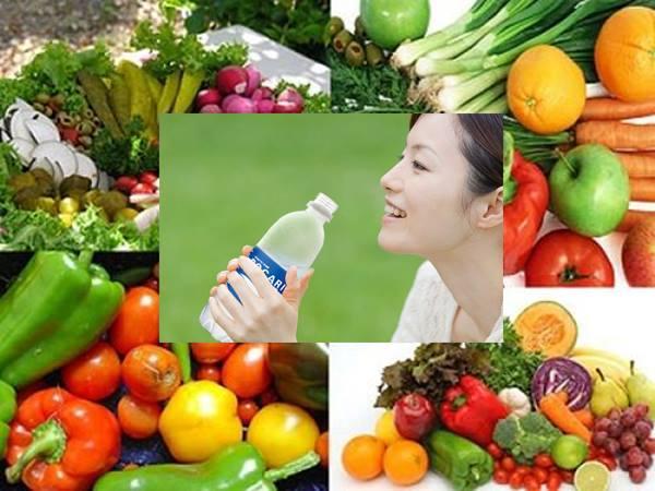 Giảm béo an toàn với chế độ dinh dưỡng phù hợp