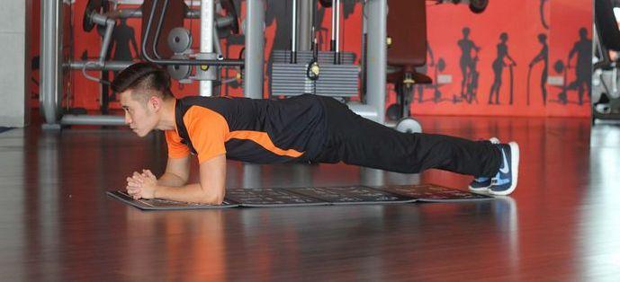 Tổng hợp các bài tập gym giảm mỡ bụng cho nam giới hiệu quả4