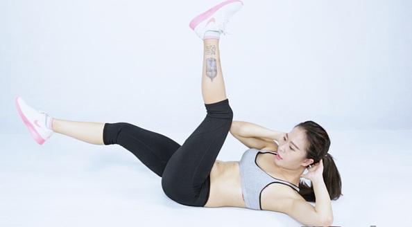 Khó tin giảm 15kg với bài tập giảm mỡ bụng Tabata2