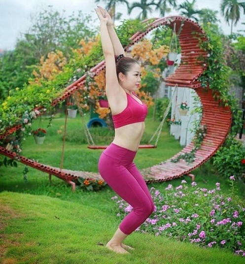 Bất ngờ với bài tập thể dục giảm bắp chân cực nhanh3