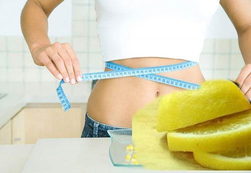 Mẹo giảm mỡ bụng sau sinh 1 năm bằng chanh tươi