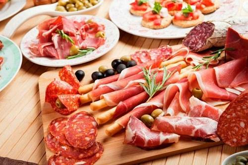 Giai đoạn đều sau giảm mỡ nên ăn thức ăn giàu đạm để cơ thể mau phục hồi