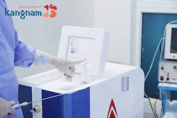 Cách giảm béo mặt bằng công nghệ Laser Lipo