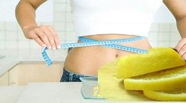 Học lỏm cách giảm cân (béo) bằng chanh tươi hiệu quả sau 1 tuần