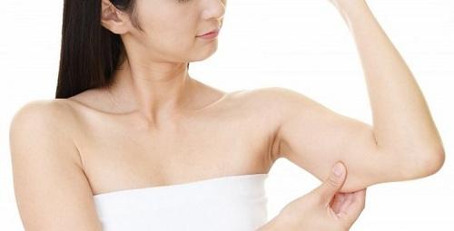 cách giảm mỡ bắp tay nhanh nhất tại nhà